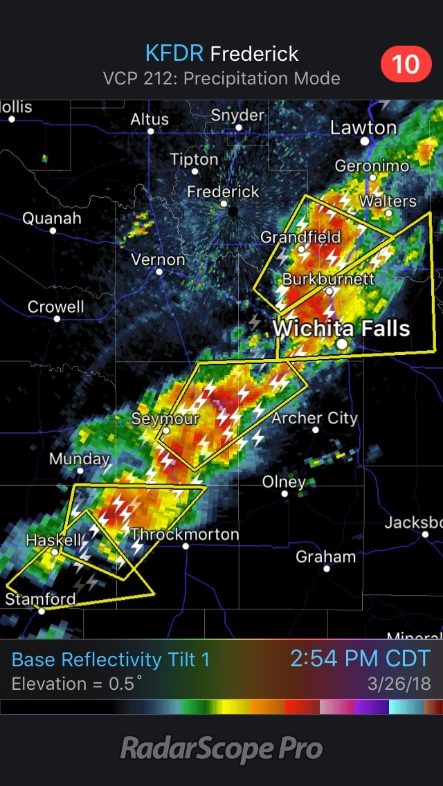 Base Reflectivity