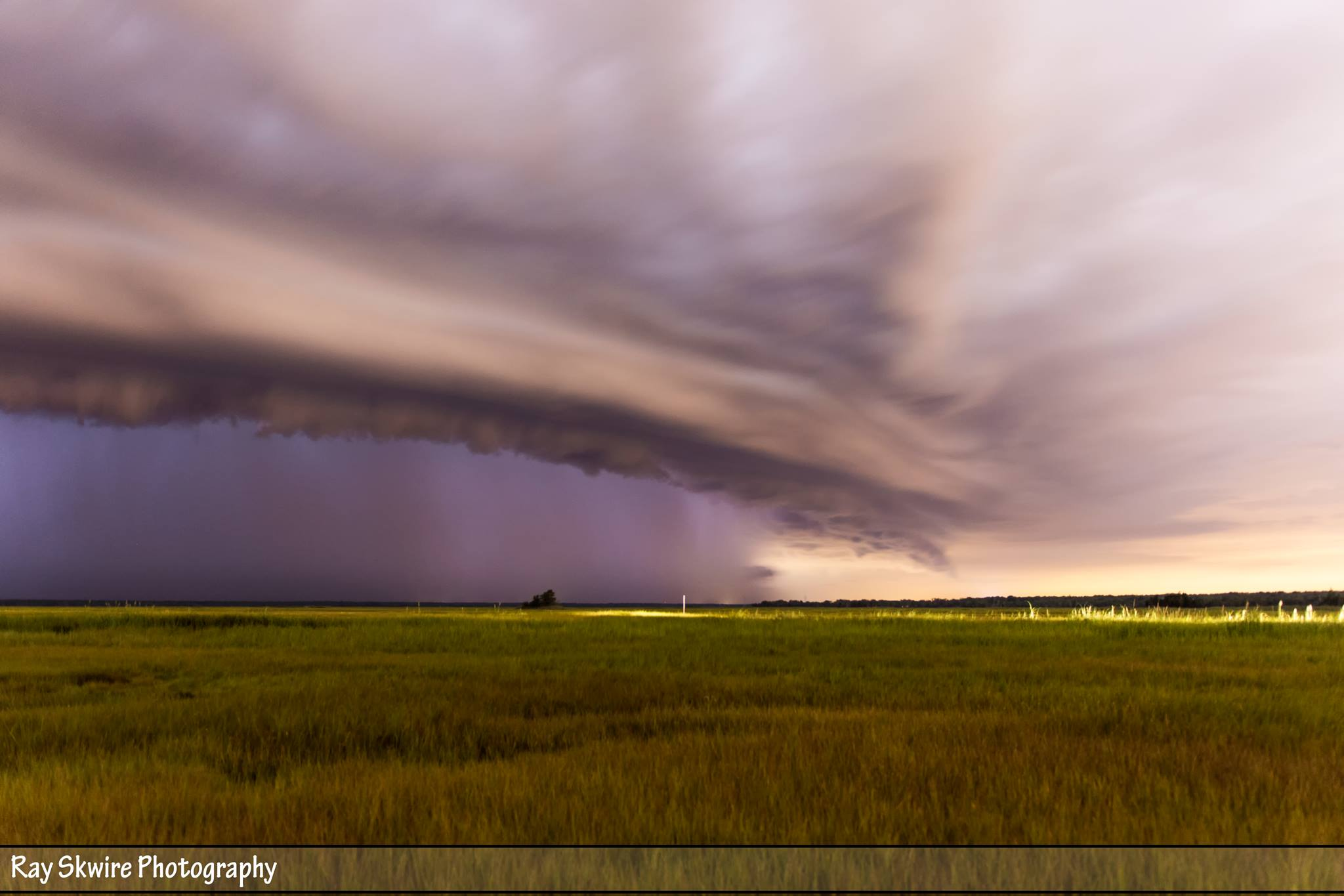 Photo of Gust Front: Ray Skwire Photography